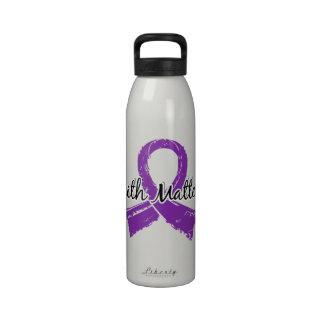 Faith Matters 5 Fibromyalgia Drinking Bottle