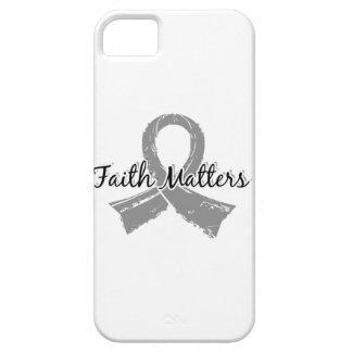 Faith Matters 5 Juvenile Diabetes iPhone 5 Covers