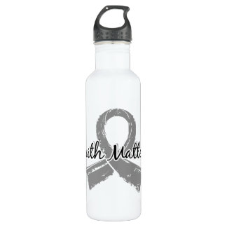 Faith Matters 5 Juvenile Diabetes Stainless Steel Water Bottle
