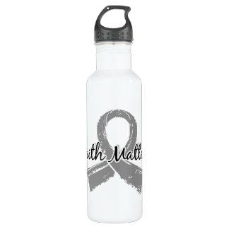 Faith Matters 5 Juvenile Diabetes Stainless Steel Water Bottle