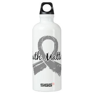 Faith Matters 5 Juvenile Diabetes Water Bottle