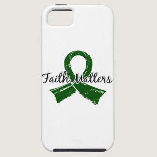 Faith Matters 5 Liver Cancer iPhone SE/5/5s Case