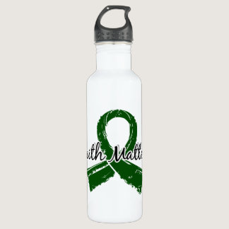 Faith Matters 5 Liver Cancer Stainless Steel Water Bottle