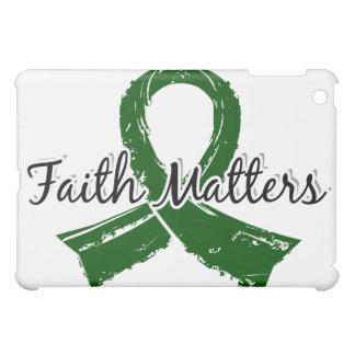 Faith Matters 5 Liver Disease iPad Mini Cases