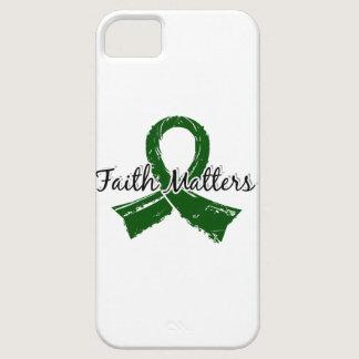 Faith Matters 5 Liver Disease iPhone SE/5/5s Case