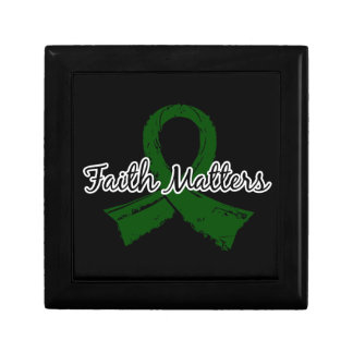 Faith Matters 5 Liver Disease Jewelry Box