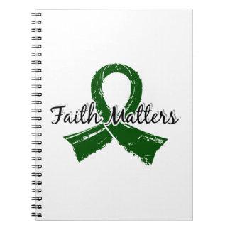 Faith Matters 5 Liver Disease Notebooks