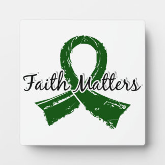 Faith Matters 5 Liver Disease Photo Plaques