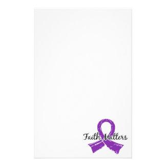 Faith Matters 5 Lupus Stationery