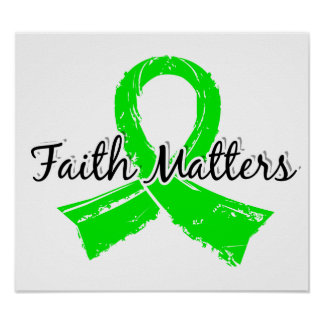 Faith Matters 5 Lyme Disease Posters