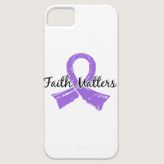 Faith Matters 5 Lymphoma (Hodgkin's) iPhone SE/5/5s Case