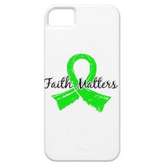 Faith Matters 5 Lymphoma (Non-Hodgkin's) iPhone 5 Covers