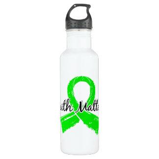 Faith Matters 5 Lymphoma (Non-Hodgkin's) Stainless Steel Water Bottle