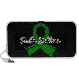 Faith Matters 5 Mental Health Portable Speakers
