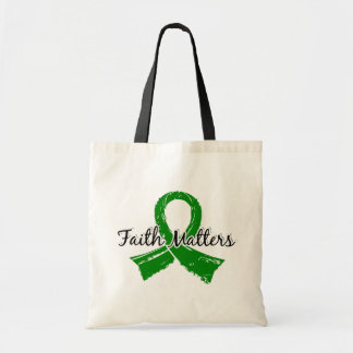 Faith Matters 5 Organ Donation Canvas Bags