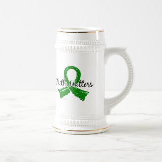Faith Matters 5 Organ Donation Beer Stein