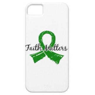 Faith Matters 5 Organ Donation iPhone SE/5/5s Case