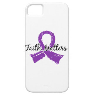 Faith Matters 5 Pancreatic Cancer iPhone SE/5/5s Case