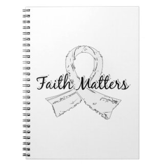Faith Matters 5 Retinoblastoma Notebook