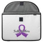 Faith Matters 5 Sjogren's Syndrome Sleeve For MacBooks
