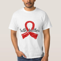 Faith Matters 5 Stroke T-Shirt