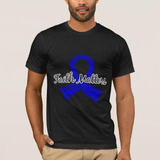 Faith Matters 5 Syringomyelia T-Shirt