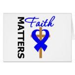 Faith Matters Colon Cancer Card
