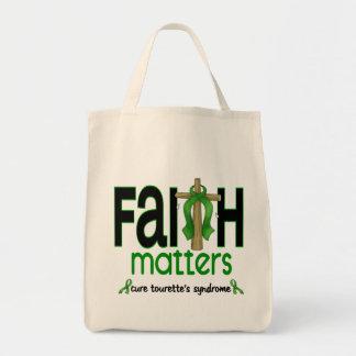 Faith Matters Cross Tourette's Syndrome Bags