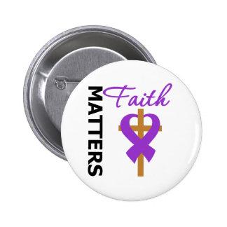 Faith Matters Fibromyalgia Pins