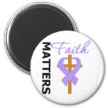 Faith Matters General Cancer Magnet