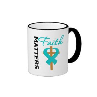 Faith Matters PCOS Coffee Mug