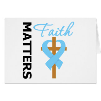 Faith Matters Prostate Cancer Card