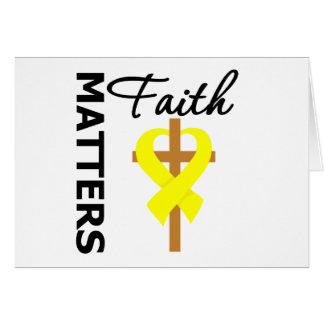 Faith Matters Testicular Cancer Card