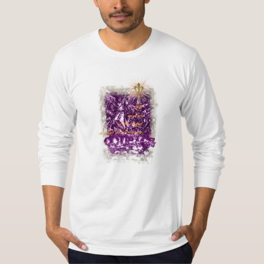 Faith Means Courage (dragonslayer) T-Shirt