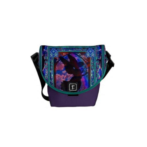 Faith Messenger Bags