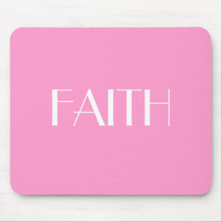 """""""FAITH"""" MOUSE PAD"""