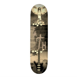 FAITH MUSIC ANGEL SKATEBOARD
