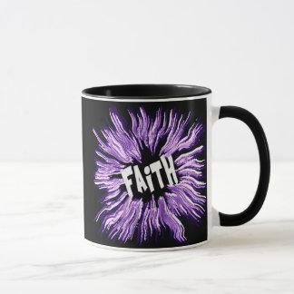 Faith Name Star Mug
