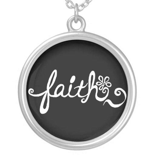 Faith Necklace