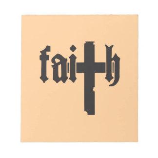 Faith Notepads