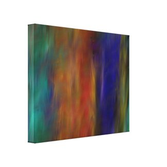 Faith of Colors 2.1 Canvas Print
