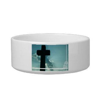 Faith Cat Food Bowl