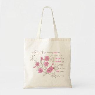 Faith (pink & brown) bags