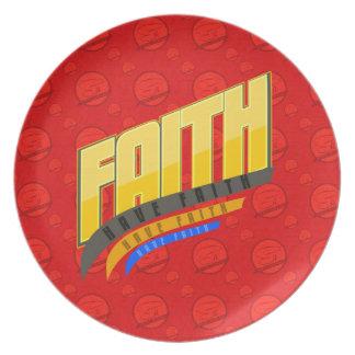 Faith Plates