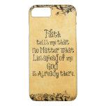 Faith Quote iPhone 7 Case