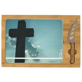 Faith Rectangular Cheese Board