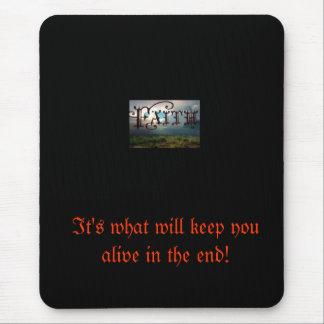 Faith & revelation mouse pad