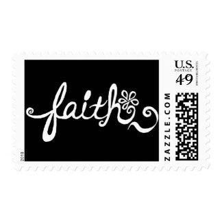 Faith Reverse Postage