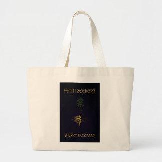 Faith Seekers by Sherry Rossman Jumbo Tote Bag