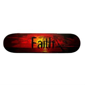 Faith Skate Board Deck